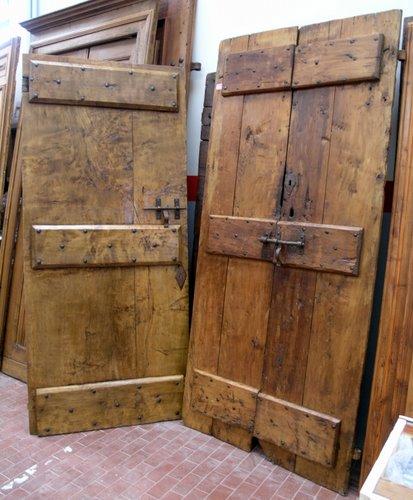 La casa antica - Porte esterne rustiche ...