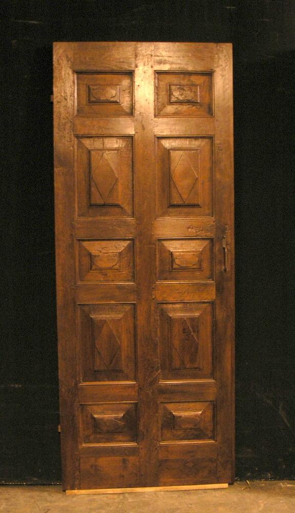La casa antica for Porte interne antiche