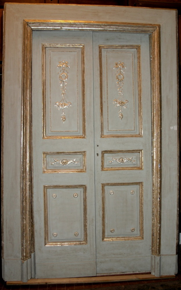 La casa antica - Porte da interno ...